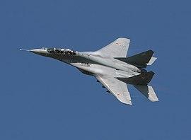 Hungarian Air Force Mikoyan-Gurevich MiG-29UB Fulcrum-B.jpg