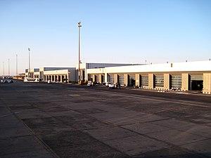 Hurghada International Airport - Image: Hurghada Flughafen 01