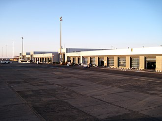 Hurghada International Airport - Image: Hurghada Flughafen 01