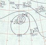 Hurricane Patsy analysis 7 Sep 1959.png