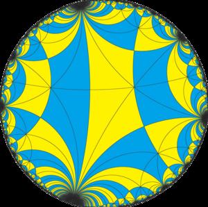 Saccheri quadrilateral