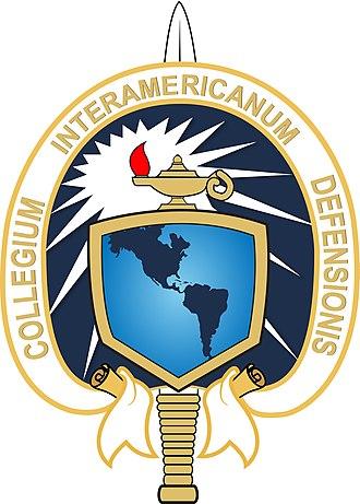 Inter-American Defense College - Image: IADC logo
