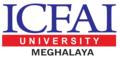 ICFAI University Meghalaya logo.png