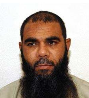 Bensayah Belkacem - JTF-GTMO official photo of Bensayah Belkacem.