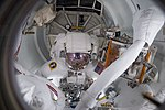 ISS-59 EVA-1 (b) Nick Hague exits the Quest airlock.jpg