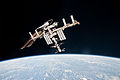 ISS and Endeavour seen from the Soyuz TMA-20 spacecraft 10.jpg