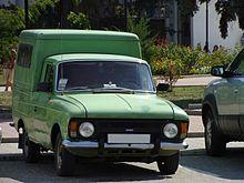 ИЖ-2715 с автобусной форточкой в боковине колпака