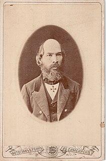 Ilya Ulyanov teacher, father of Vladimir Lenin