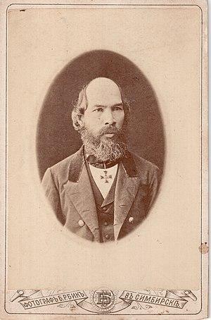 Ilya Ulyanov - Ilya Ulyanov, after 1882