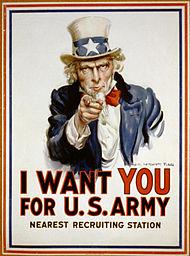 I want you for U.S. Army 3b48465u original