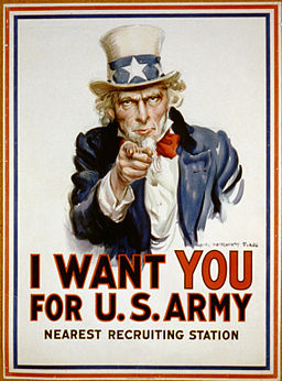 I want you for U.S. Army 3b48465u original