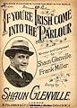 If You're Irish - Shaun Glenville.jpg