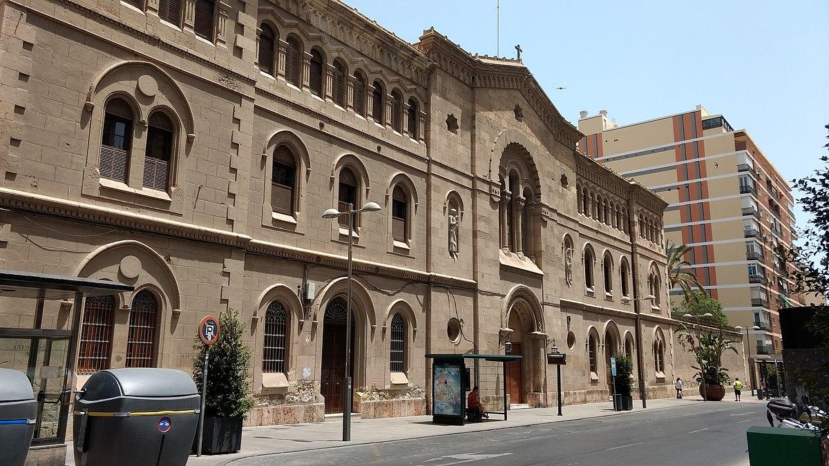 Iglesia convento y colegio de la compa a de mar a - Colegio arquitectos almeria ...