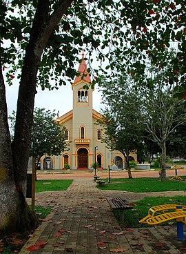Igreja de São Sebstião - Xapuri/Ac