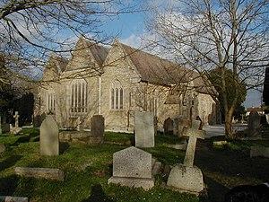 Illogan - Illogan parish church
