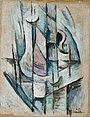 Ilmari Aalto - Cubist Still-Life , Cubist Composition - A IV 3289 - Finnish National Gallery.jpg