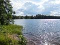 Ilmiinjärvi lake in Köyliö Finland.jpg