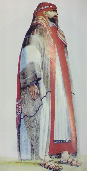 Emirate of Diriyah - Image of Abdullah bin Saud