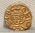 Impero romano d'oriente, michele II e teofilo, emissione aurea, 821-829.JPG