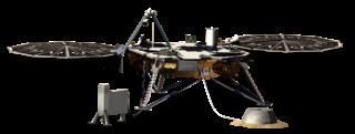 InSight Mars lander, arrived November 2018