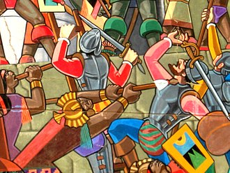 Inca army - During the Spanish conquest there were many guerrillas who continued fighting after the death of Atahualpa.