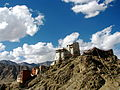 India - Ladakh - Leh - 039 - Old fort above Leh (3909792138).jpg