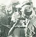 Indonesian sailors with seized weapons, Jalesveva Jayamahe, p148.jpg