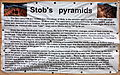 Information board Stob pyramids Language EN.jpg
