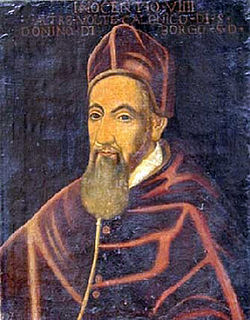 Pope Innocent IX 16th-century Catholic pope