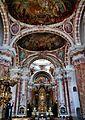 Innsbruck Dom St. Jakob Innen Langhaus Ost 5.jpg