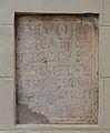 Inscripció romana al carrer de Vidal de València.JPG