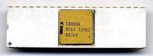 L'Intel 8080A