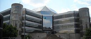 BC Partners - Washington D.C. headquarters of BC Partners-owned satellite operator Intelsat