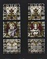 Interieur sacristie, aanzicht gebrandschilderde glas-in-loodramen - Sneek - 20365929 - RCE.jpg