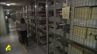 Vatican Secret Archives - The Vatican Secret Archives