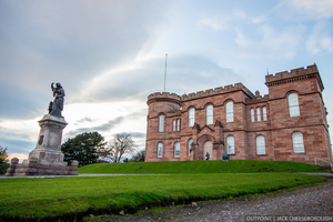 Inverness Castle - Inverness Castle in 2016