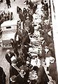 Iosif Berman - Comerţ de vechituri pe strada Lipscani, anul 1935.jpg