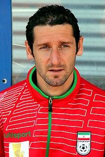 Mohammad Reza Khalatbari (born 1983) Iranian footballer