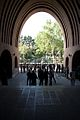 Iranian National Museum main entrance arch.jpg