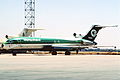 Iraqi Airways Boeing 727-270; YI-AGM, June 1995 DXM (5397825188).jpg