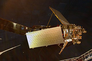 Iridium 33 Communications satellite operated by Iridium Communications