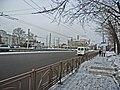 Irkutsk. February 2013. Cinema Barguzin, regional court, bus stop Volga, Diagnostic Center. - panoramio (38).jpg