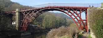 Ironbridge Gorge - The Iron Bridge