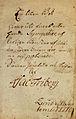 Isac Fribergs Svartkonstbok (1770) 3M16-11816 titelblad 4351.jpg