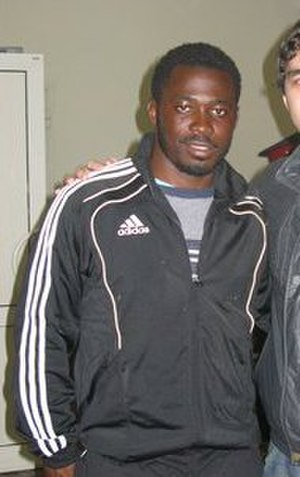 Isah Eliakwu - Image: Isah Eliakwu (2)