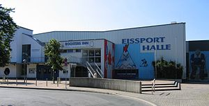 Eissporthalle Iserlohn - The Arena