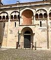 Italie, Modène, Duomo ou Cattedrale di Santa Maria Assunta in Cielo e San Geminiano (XIIe - XIIIe siècles), Porte des Princes (Porta dei Principi) (50245696767).jpg