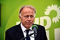 Jürgen ist hier ... und Du, Jürgen Trittin am Kröpcke in Hannover bei der Wahlkampf-Tournee zur Bundestagswahl 2013.jpg