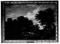 J.I. van Ruisdael - Boslandschap met vijver - NK1650 - Cultural Heritage Agency of the Netherlands Art Collection.jpg