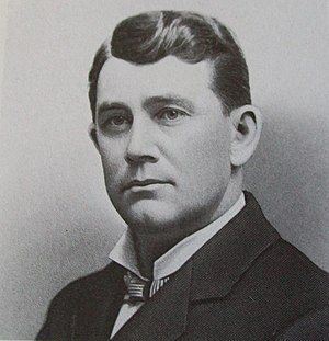 Frank Hanly - Image: J. Frank Hanly, 1908
